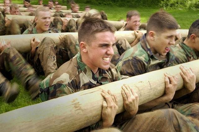 Burlington-manufactures-fabric-US-military